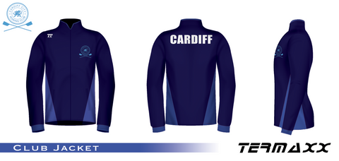 Cardiff City RC Club Jacket