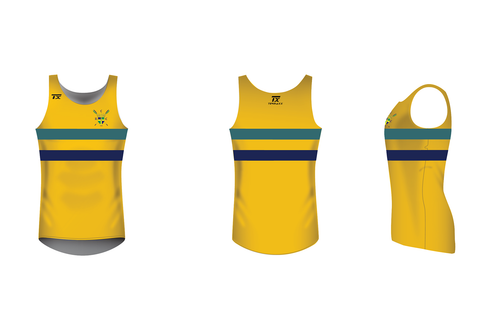 Christchurch Race Vest Womens