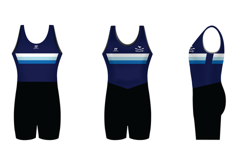 Curlew RC - Training Performance Skinsuit Mens