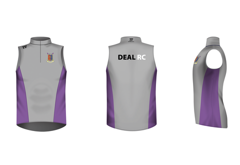 Deal RC Gilet (with name / initials)