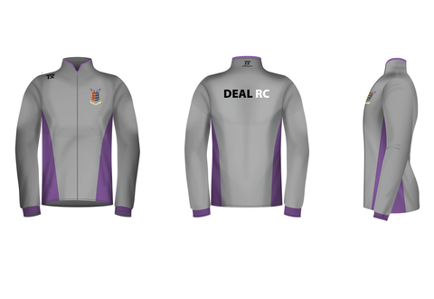 Deal RC Softshell Thermal Jacket (with name / initials)