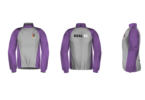 Deal RC Splash Jacket (with name / initials)