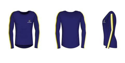 Eton Excelsior RC Long Sleeve (Blue)