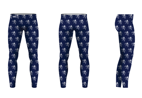Henley RC Lion Print Leggings