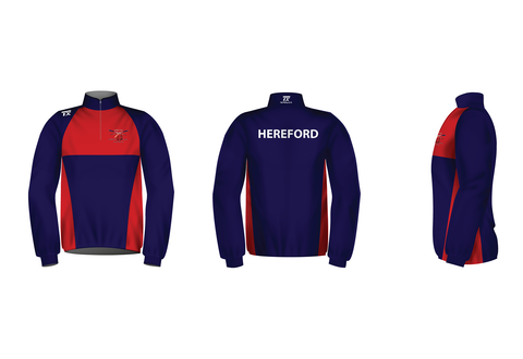 Hereford RC Splash Jacket (Personalised)