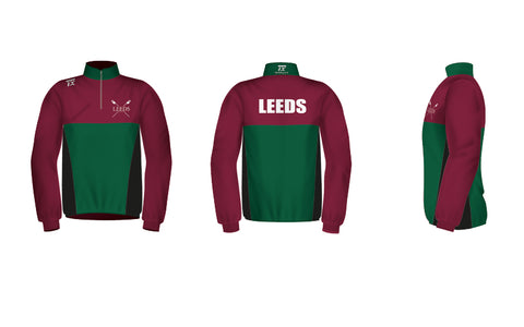 Leeds University Splash Jacket