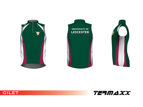 Leicester University BC Gilet
