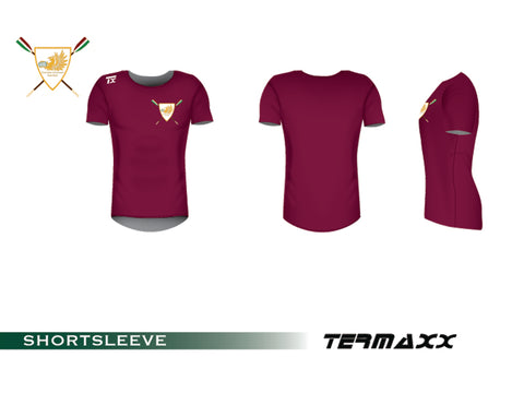 Leicester University BC Short Sleeve