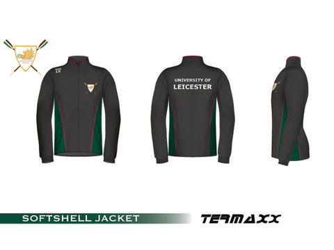 Leicester University BC Club Jacket
