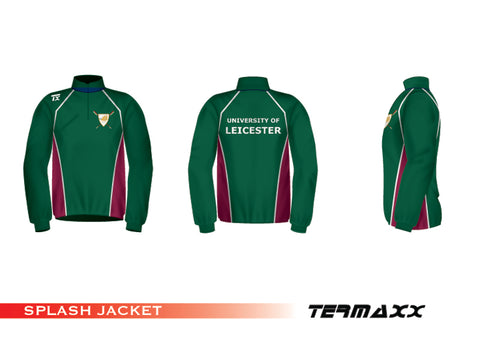 Leicester University BC Splash Jacket