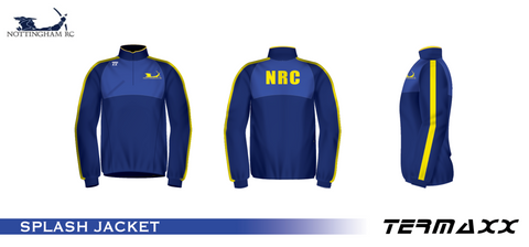 Nottingham RC Splash Jacket