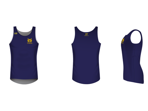 Peterborough City RC Gym Vest Womens