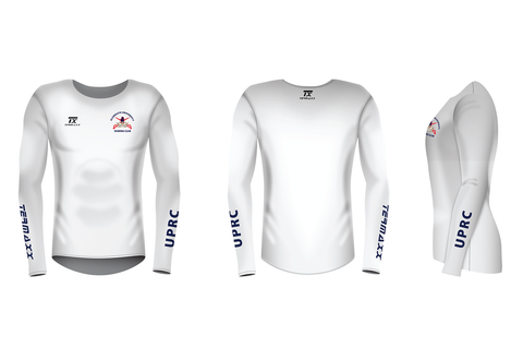 Plymouth University Long Sleeve White