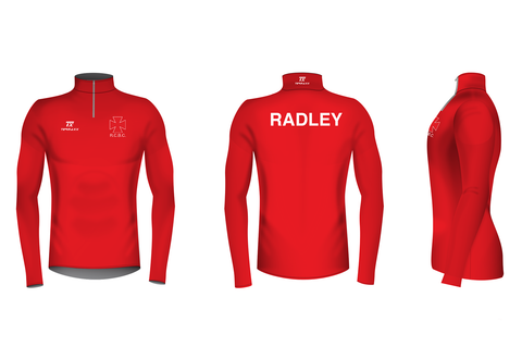 Radley College Hybrid Fleece