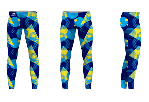 RUMS BC Signature Leggings V2 Circles and Tri Women's