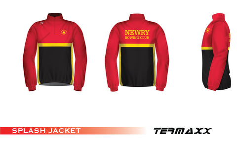 Newry RC Splash Jacket