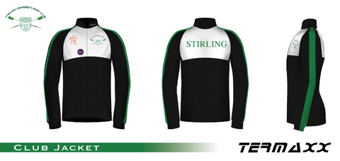 Stirling University BC Club Jacket