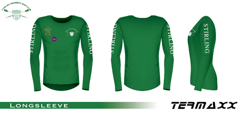 Stirling University BC Long Sleeve