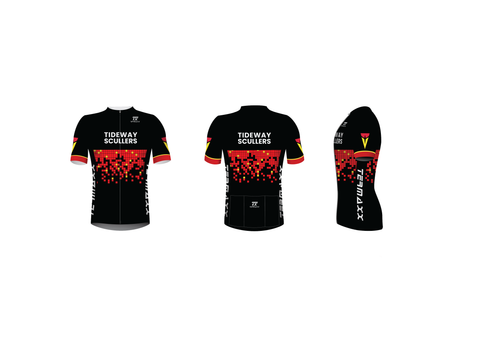 Tideway Scullers School Pro Cycling Jersey (Mens)