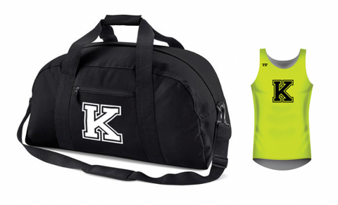 Team Keane Vest Bundle (Women)
