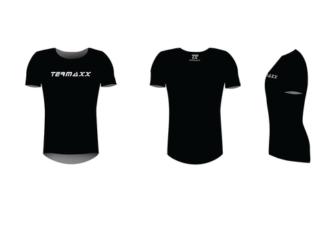 Tx-Training Short Sleeve (Black) NTU