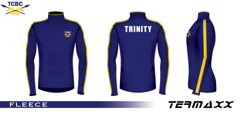 Trinity College BC Hybrid Fleece