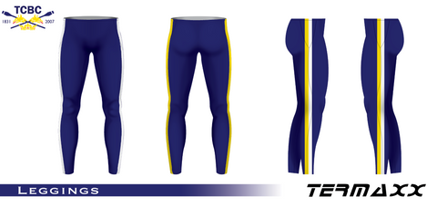 Trinity College BC Leggings