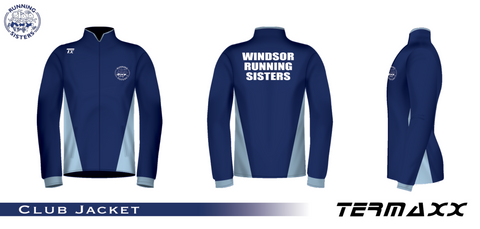 Windsor Running Sisters Club Jacket