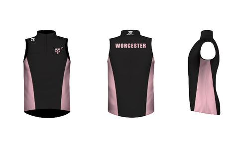 Worcester College BC Gilet