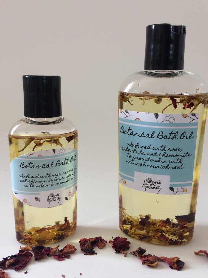 Botanical Bath Oil
