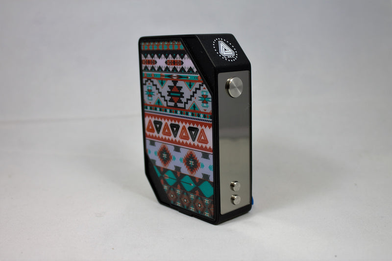 Limitless Box Mod Interchangeable Plates