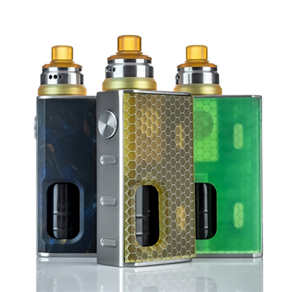 Wismec Luxotic BF Squonk Kit With Tobhino BF Atomizer