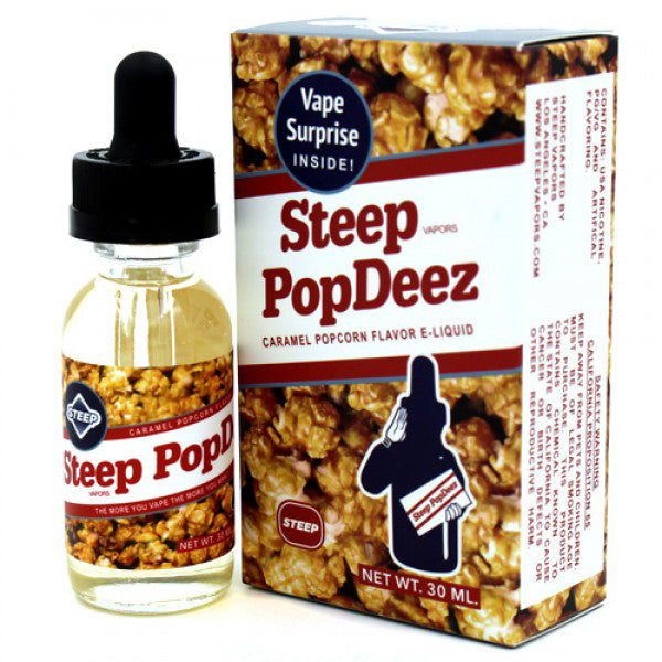 POPDEEZE - 30ML - E LIQUID