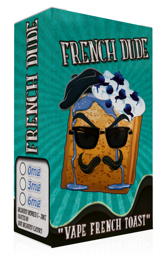 French Dude - 60ml - Lite (no accessories)