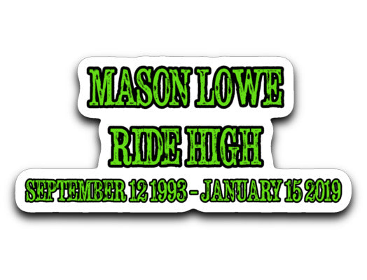 Lime Green MASON LOWE