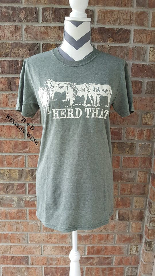HERD THAT - *OLIVE*