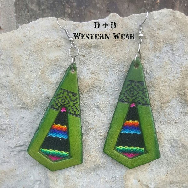 Serape Soul Earrings