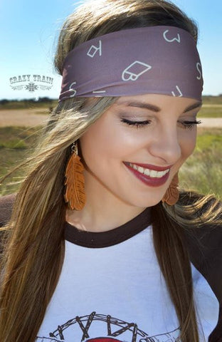 Ranch Round Up Headband