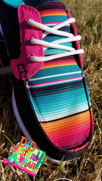STAY IN LINE WALKER SHOES ** SERAPE ** NEW