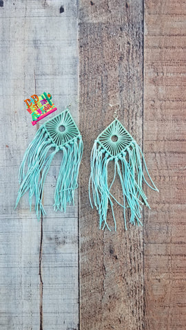 DAY DREAMER EARRINGS ** TURQUOISE **