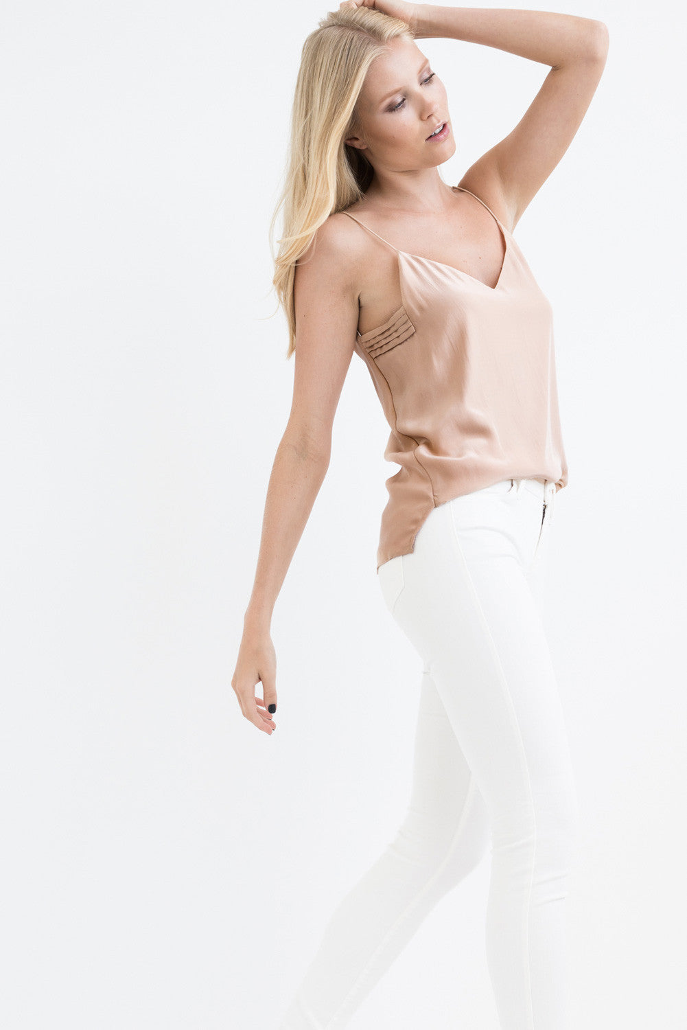 THE SLIP ON CAMISOLE - ARE YOU NUDE