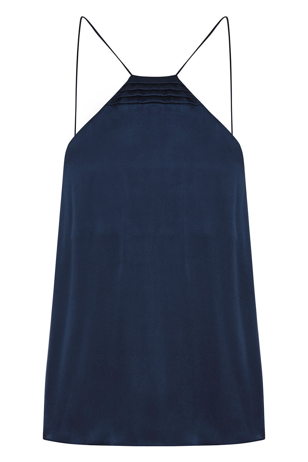 THE 2-in-1 CAMISOLE - MIDNIGHT BLUE