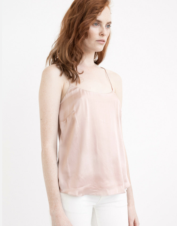THE 2 in 1 CAMISOLE - BLUSH PINK
