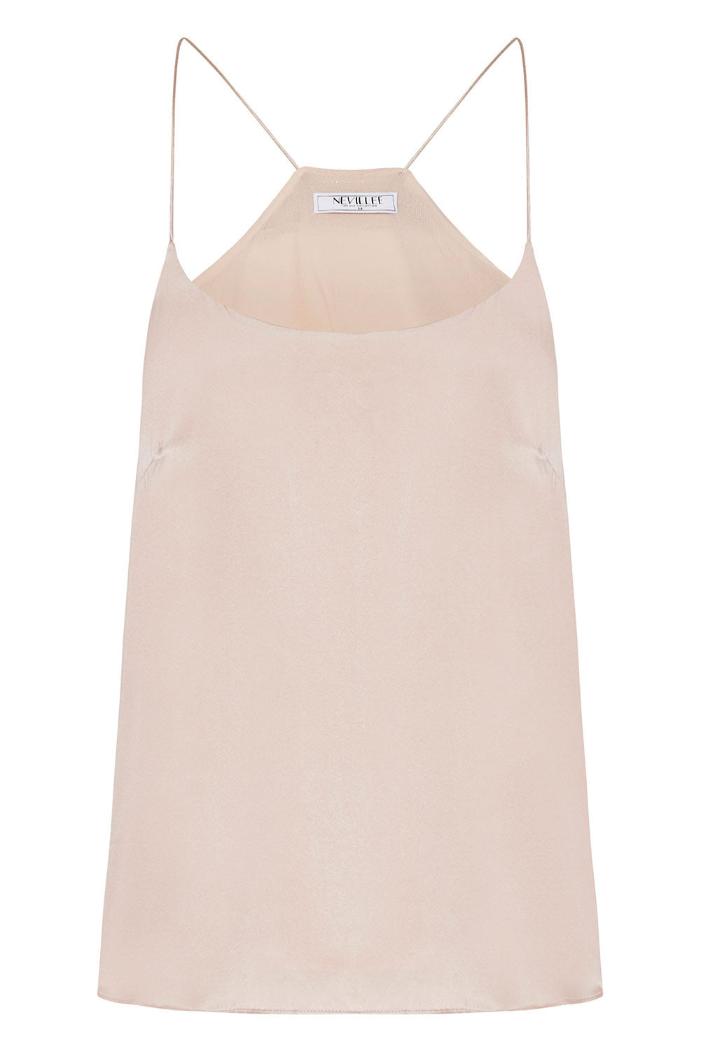 THE OFF DUTY CAMISOLE - BLUSH PINK
