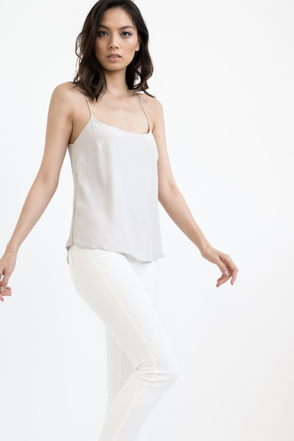 THE 2-in-1 CAMISOLE - IVORY