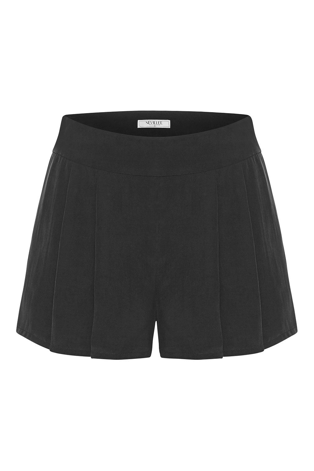 SILK SHORTS - BLACKSTONE