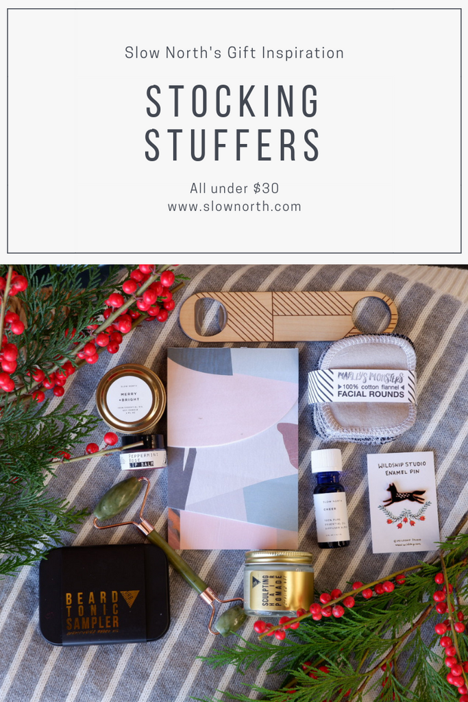 Stocking Stuffers (Under $30!)