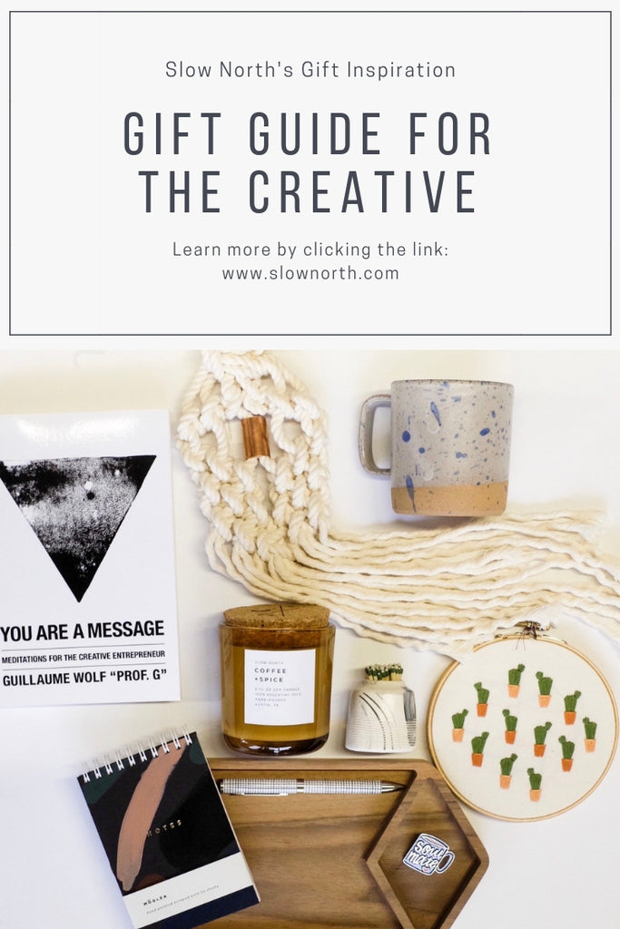 Gift Guide for The Creative