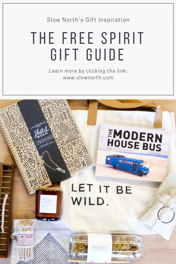 Gift Guide for the Free Spirit