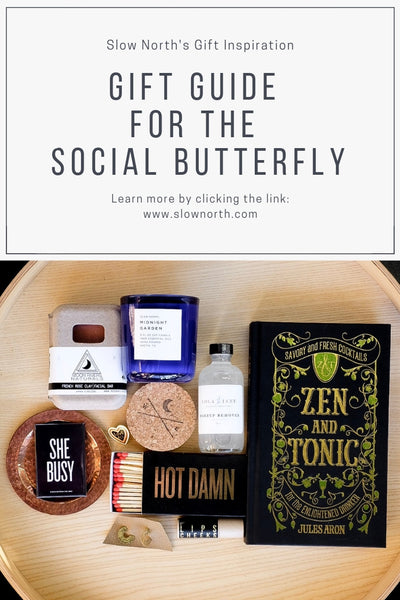 Gift Guide for the Social Butterfly